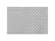 97449 Diamond Plate, 1/100, HO-Scale, (2 per pack) - JTT97449