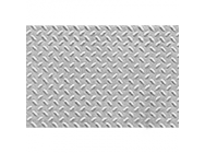 97450 Diamond Plate, 1/48, O-Scale, (2 per pack) - JTT97450