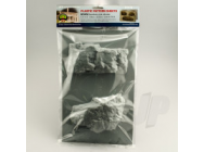 97472 Face Rock, All-Scale, (2 per pack) - JTT97472