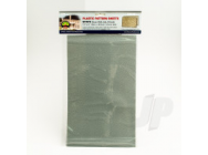 97473 Stucco Wall, N-scale, (2 per pack) - JTT97473