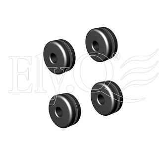 EQ0062 Joint de fixation de bulle (4pcs) - ELYQ-8701900A
