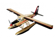 DHC-2 Turbine Beaver Float Set (SEA-268) - SGBE220