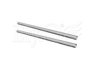 EQ0521 Tube de queue avec logo (2pcs) - ELYQ-8704800A