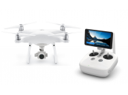 Phantom 4 Advanced PLUS (Avec Ecran Integre) DJI - DJI-PH4ADV-PLUS