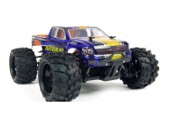Animus 18MT 4X4 Monster Truck (TBC) - HLNA0755