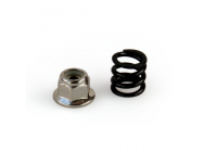 Slipper Spring and Nut (Dominus) - HLNA0232