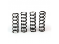 Shock Springs, Black, Front/Rear, Big Bore (Dominus) - HLNA0242