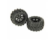 Wheel and Tire Set (Animus MT) - HLNA0699