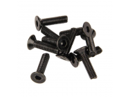 Flat Head Hex Machine Screw M3x12 - HLNA0986
