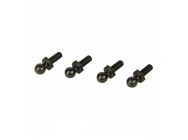 Ball Stud, 4.8mm (Four 10SC) - HLNS1021