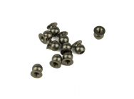 Pivot Ball, 2.5mm Broached, M3, 5.8mm (Four 10SC) - HLNS1023