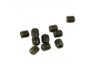 Socket Head Set Screws (SHSS) M3x3mm (10pcs) (Four 10SC) - HLNS1159