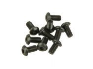Button Head Cap Screws (BHCS) M2.5x4mm (10pcs) (Four 10SC) - HLNS1162
