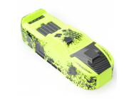 Painted Body for Dune Racer XT - Yellow - BSD218-017-Y