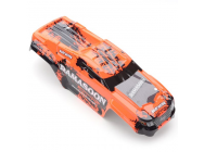 Body for Ramasoon monster Truck - Orange - BSD910-015O