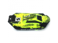 Painted - Body for Dune Racer XB - Yellow - BSD218-016-Y