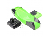 Painted Body for Dune Racer - Green - BSD218-009-G