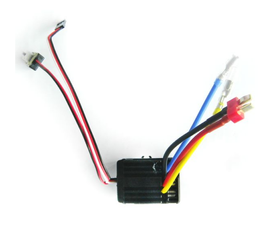 1/10 Brushed Waterproof Esc - BSD218-015