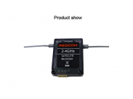 REDCON R601X 2.4G 20CH Receiver with Case  -  BLACK - R601X