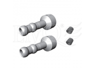 EQ30026 Attaches de controle de barre de Bell (V50c) - ELYQ-8714900A