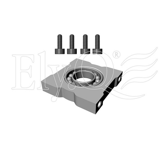 EQ30037 Support inferieur d'axe rotor (9d17-w4) (V50c) - ELYQ-8716000A