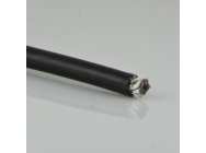 WIRE, 36  , 08 AWG, BLACK - CSE011002700