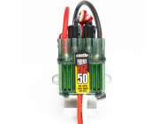 PHX EDGE 50 - 32V 50 AMP ESC WITH 5 AMP BEC - CSE010010200