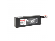 Reaction 7.4V 4000mAh 2S 20C LiPo Hard Case:Deans - DYN9001D