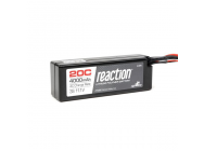 Reaction 11.1V 4000mAh 3S 20C LiPo Hard Case:Deans - DYN9002D