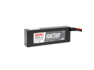 Reaction 7.4V 4000mAh 2S 30C LiPo Hard Case: Deans - DYN9003D