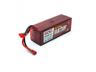 Reaction 15.2V HV 5000mAh 4S 50C LiPo Hrdcase:Dean - DYNB3854D