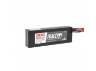 Reaction 7.4V 5000mAh 2S 30C LiPo Hard Case:Deans - DYN9005D