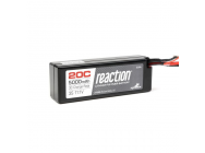 Reaction 11.1V 5000mAh 3S 20C LiPo Hard Case:Deans - DYN9006D