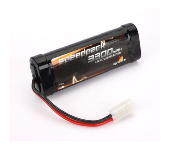 Speed Pack 3300mAh NiMH 6 Cell Flat - DYN1070