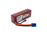 Reaction HD 11.4V 5000mAh 3S 50C LiPo,Hardcase:EC5 - DYNB3856EC