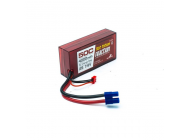Reaction 7.6V HV 4000mAh 2S 50C LiPo Hardcase:96mm - DYNB3850EC