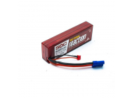 Reaction HD7.6V 5000mAh 2S 50C LiPo Hardcase:EC5 - DYNB3855EC