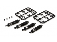 Complete Shock Set: 1/18 4WD All - ECX213000