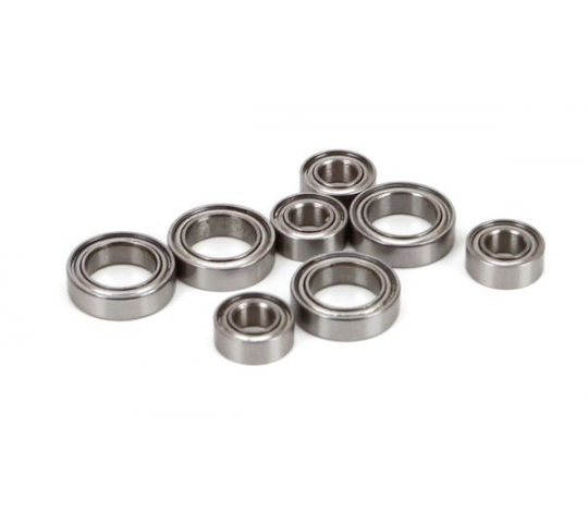 Spindle/Hub Bearing Set: 1/18 4WD All - ECX217001