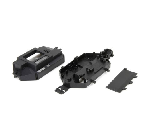 Chassis Set: 1:24 4WD ALL - ECX201002
