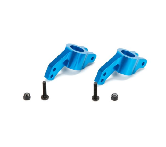 Rear Hubs, Aluminum, 1:10 4WD ALL - ECX334003