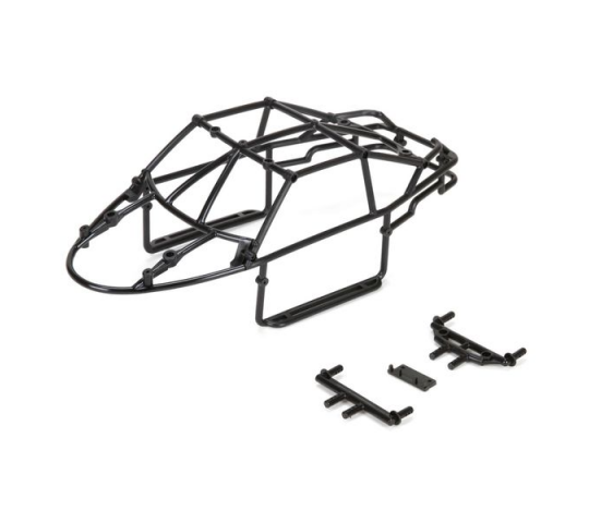 Roll Cage, Complete: 1/18 4WD Roost - ECX210008