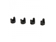 Universal Joint Cup Set: 1:24 4WD Temper - ECX202024