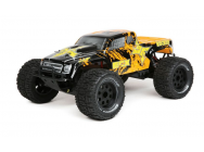 1/10 2wd Ruckus MT BD, Lipo: Black/Orange RTR INT - ECX03331IT2
