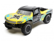 1/10 2wd Torment SCT BD, Lipo: Yellow/Blue RTR INT - ECX03333IT2