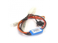 20-Amp Mini Brushed ESC with Brake - EFLA105