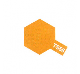 TS56 Orange Vif brillant Tamiya   - TAM-85056
