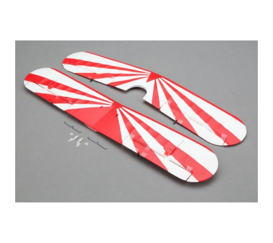 Wing Set: E-flite UMX Pitts S-1S - EFLU5259