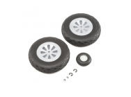 Wheel Set: P-47 1.2m - EFL8462