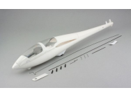 Bare Fuselage w/Hatch: Ultra Micro ASK-21 - EFLU1267